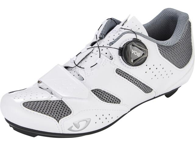 Giro Savix Chaussures Femme, white/titanium